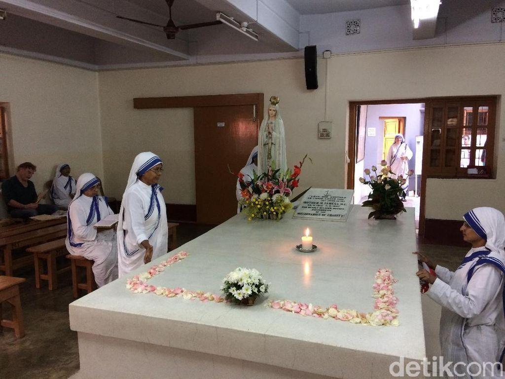 Bunda Teresa, Panutan di Bidang Kemanusiaan dari Kolkata