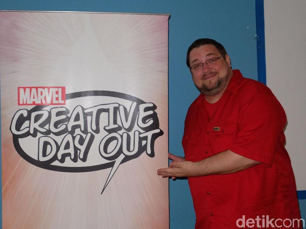 Tiap Minggu, Marvel Comics Rilis 20 Komik Baru