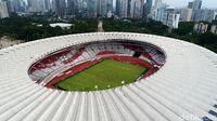 Stadion Utama GBK Siap Gelar Pertandingan Indonesia vs Islandia