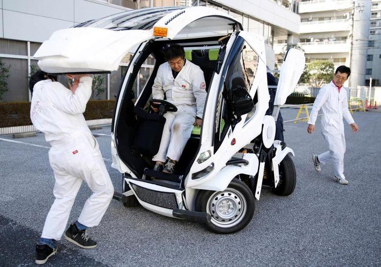 Keren, Jepang Sedang Kembangkan Mobil Transformers