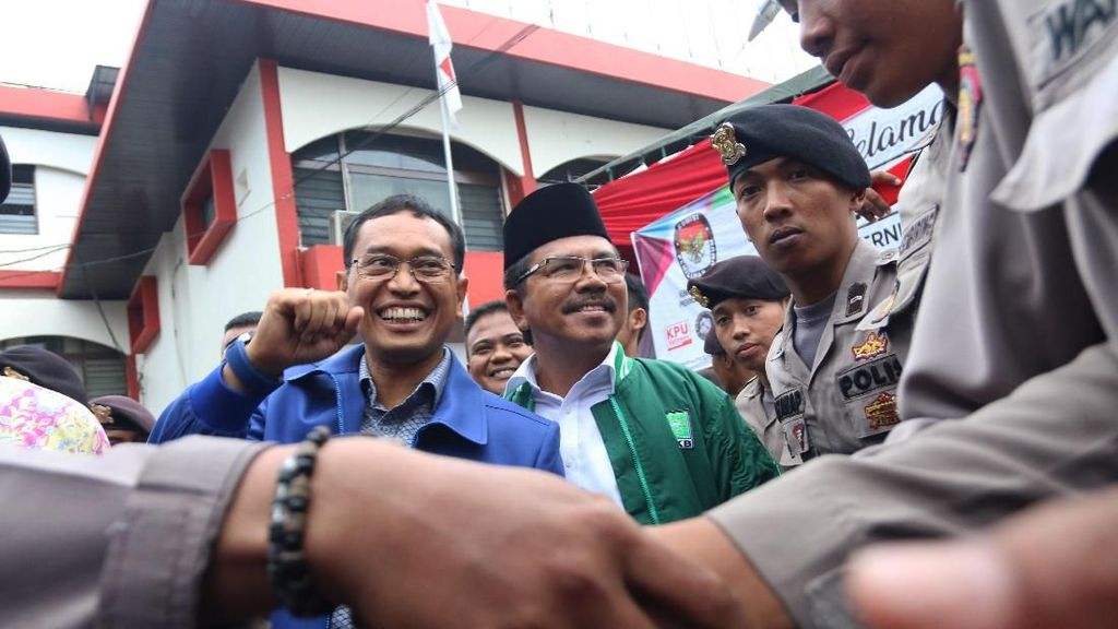 JR Saragih Menang di Bawaslu, KPU Sumut Tunggu Salinan Putusan