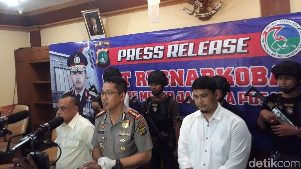 Melawan Saat Ditangkap, Bandar Sabu Asal Nepal Tewas Ditembak Polisi