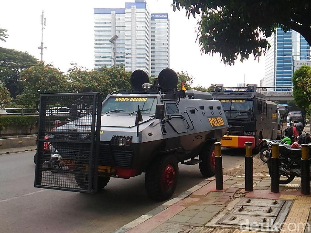 Kantor Facebook akan Didemo FPI, Polisi dan TNI Bersiaga di Lokasi