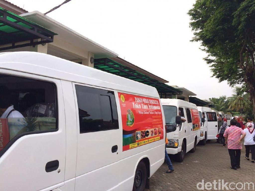 Kementan Gelar Pasar Murah, Beras Medium Dijual Rp 8.800/Kg