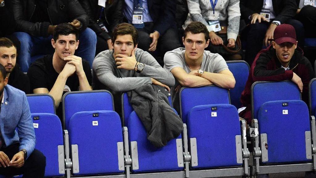 Bintang-Bintang Premier League di Keramaian Laga NBA