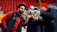 Salah Bahagia di Liverpool Meski Ditaksir Madrid