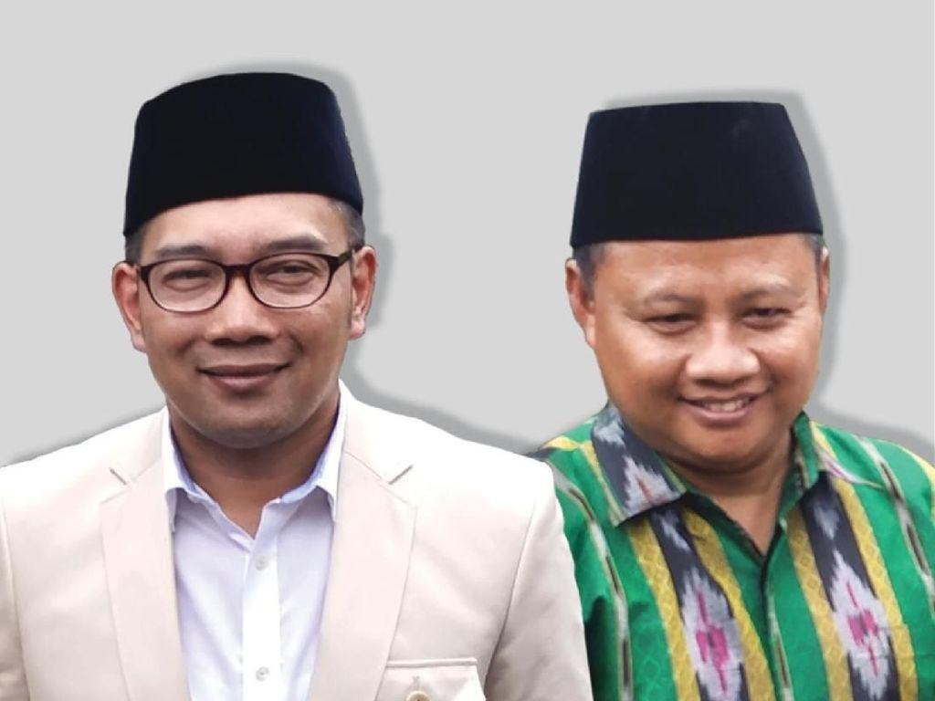 Ridwan Kamil Bentangkan Kertas #terormusuhbersama di Debat Cagub