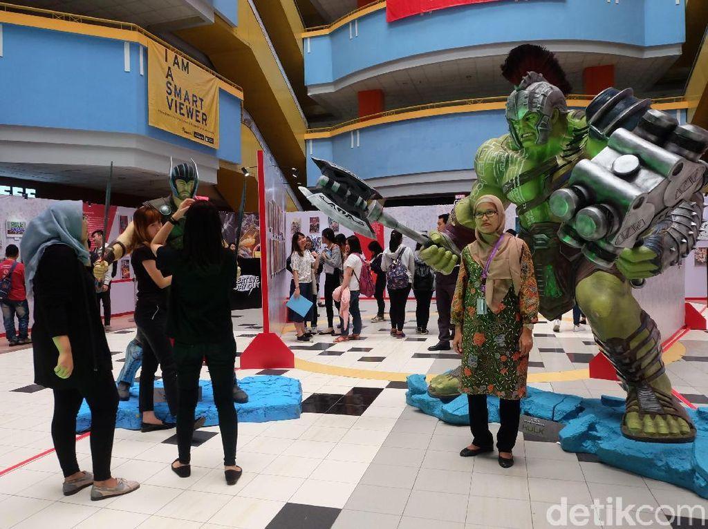 Intip Keseruan Marvel Creative Day Out 2018
