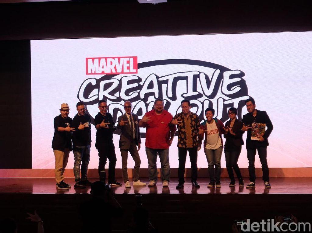 Marvel Creative Day Out 2018 Kembali Hadir di Indonesia