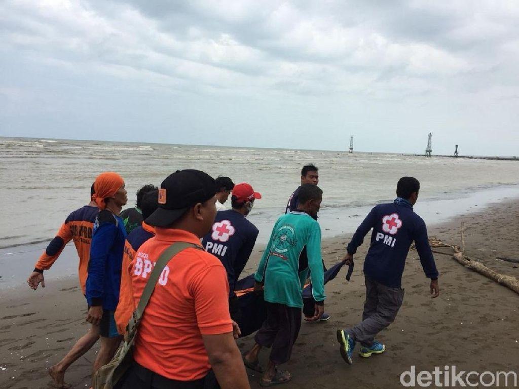 Korban Kapal Karam Asal Tegal Ditemukan Tewas di Pantai Pemalang