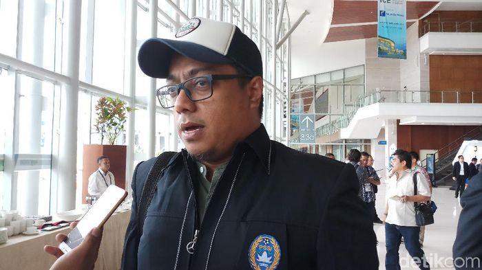 Manajer Persebaya Surabaya Chairul Basalamah merespons BOPI (Foto: Yanu Arifin/detikSport)
