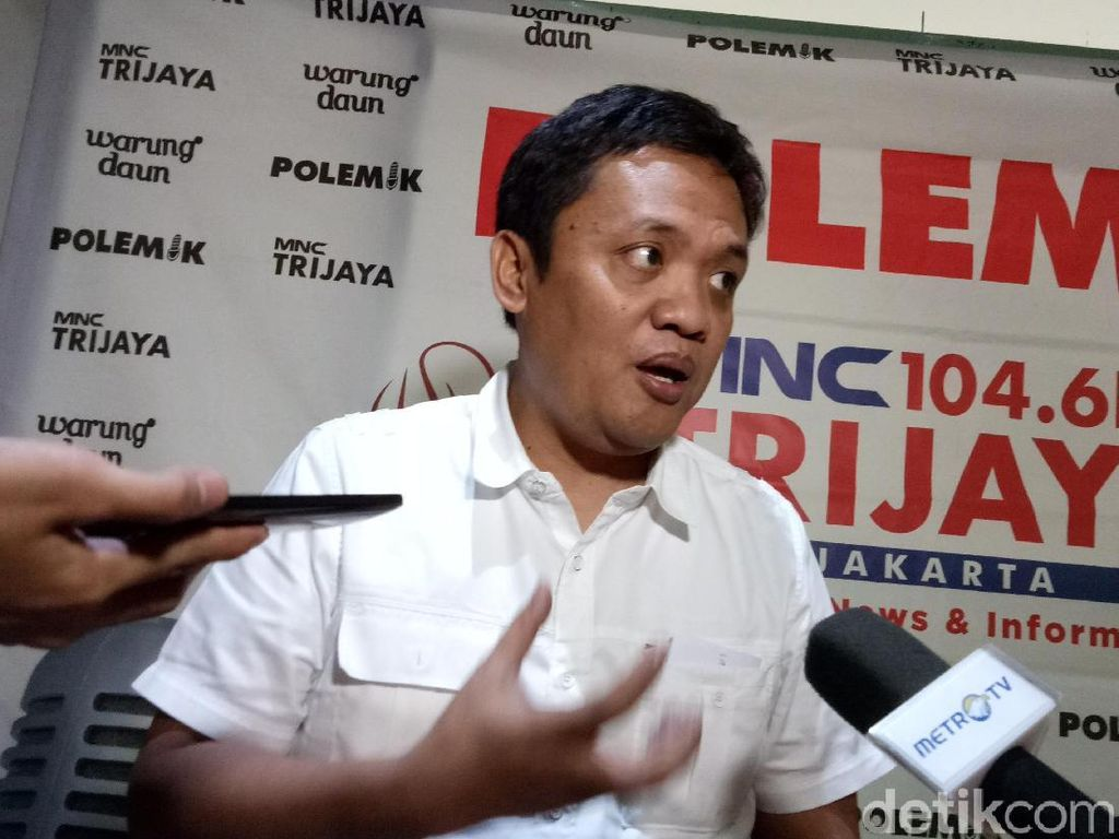 Habiburokhman: Sekelompok Orang Klaim 212 Kecewa ke Gerindra-PKS-PAN