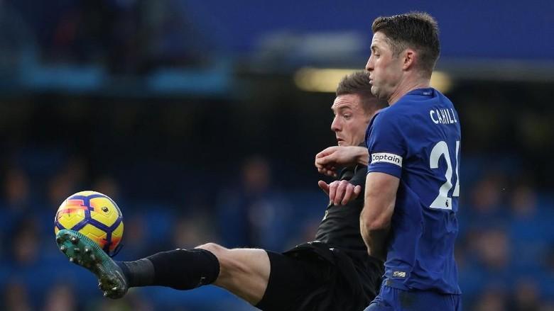 Babak Pertama Usai, Chelsea Direpotkan Leicester