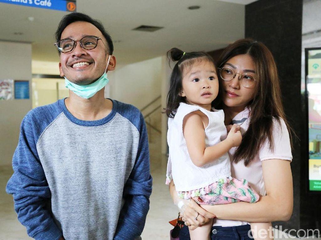 Kesehatannya Sempat Drop, Ruben Onsu Girang Kini Berat Badannya Naik