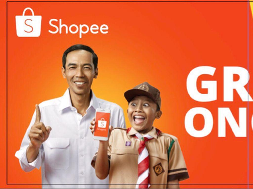 Jurus Jitu Shopee Hadapi Pasar e-Commerce 2018 yang Makin Panas