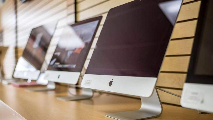 Ilustrasi komputer Mac. Foto: istimewa