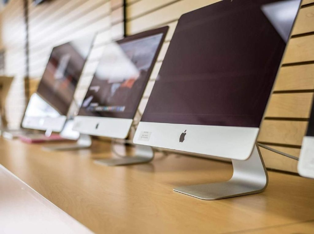 20 Juta Komputer Mac Terjual di Tahun 2017
