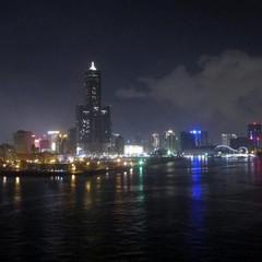 Syahdunya Malam di Kota Kaohsiung