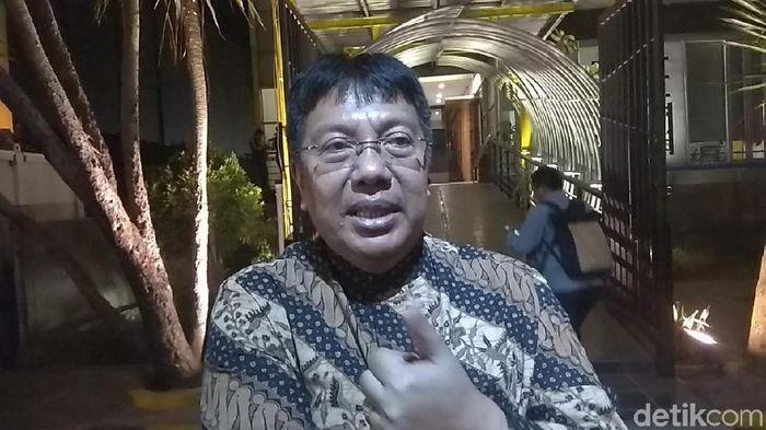 Direktur Utama Persija Jakarta Gede Widiade