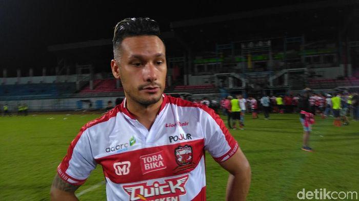 Raphael Maitimo (Deny Prastyo Utomo/detikSport)