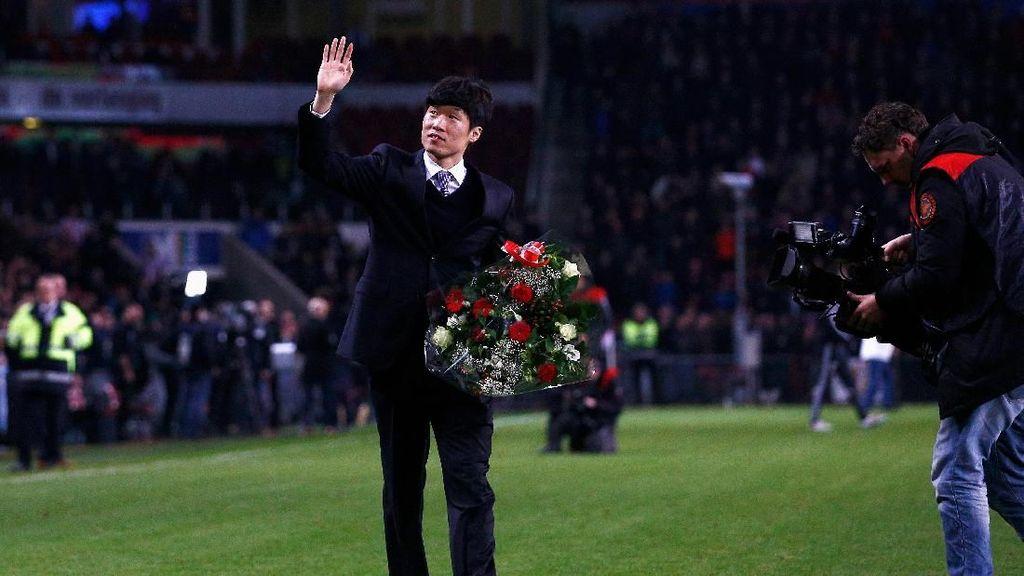 Gol Bersejarah Park Ji Sung di Gawang Portugal