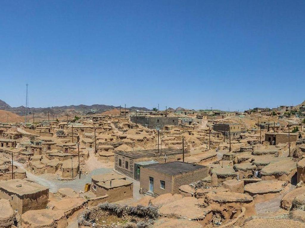 Foto: Desa Liliput Berumur Ribuan Tahun