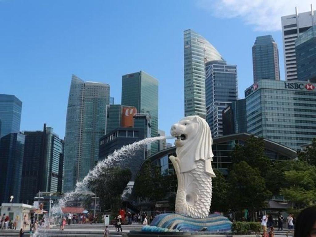 Mau Ke Singapura Sekeluarga? Siap-siap Bawa Bukti Imunisasi Anak
