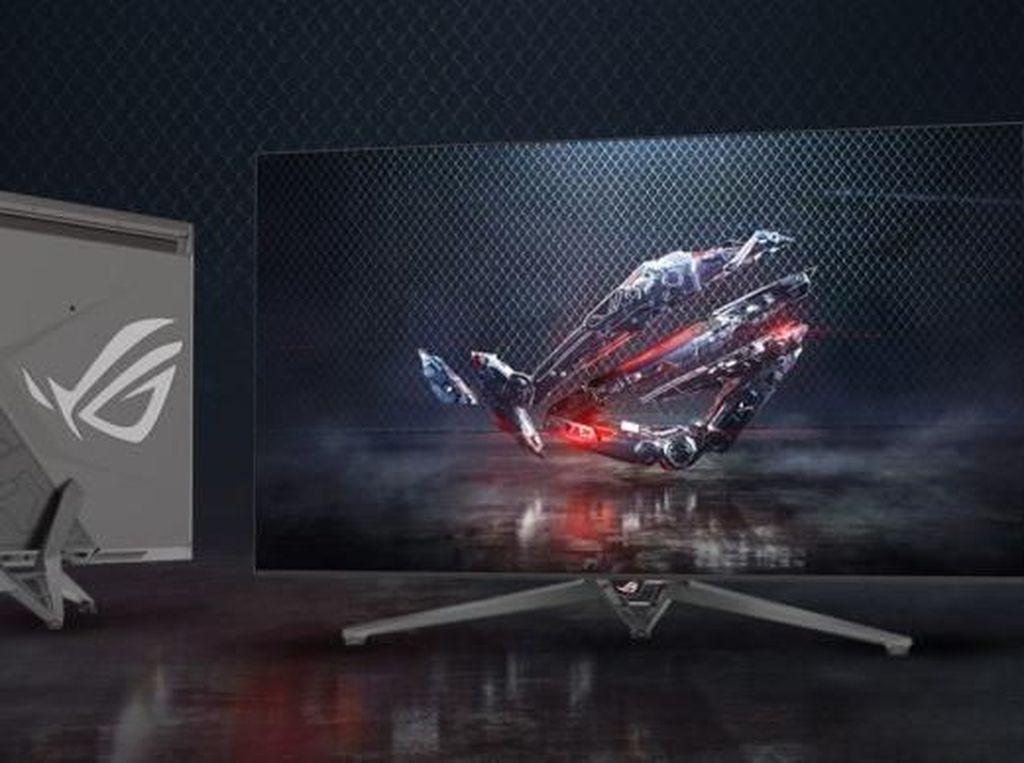 Asus Rilis Monitor Gaming 4K 65 Inch