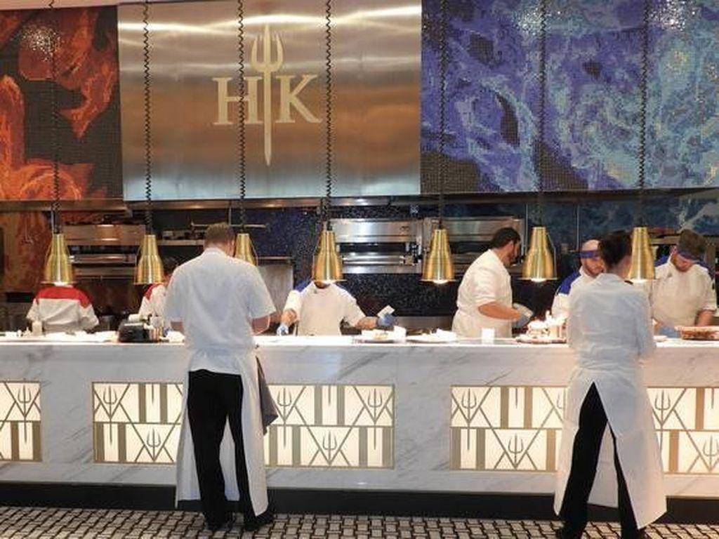 Wow! Belum Dibuka, Restoran Hells Kitchen Milik Gordon Ramsay Sudah Terima 12.000 Reservasi