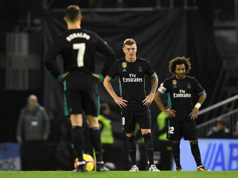 Kroos: Target Madrid Lolos ke Liga Champions, Bukan Kejar Barcelona
