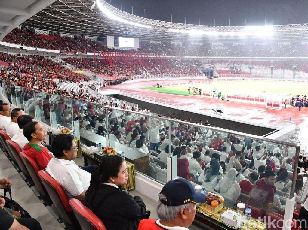 Indonesia Dikalahkan Islandia 1-4