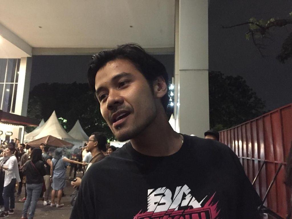 Nonton Liam Gallagher di Jakarta, Chicco Jerikho: Ini Nabi Gue, Nih!