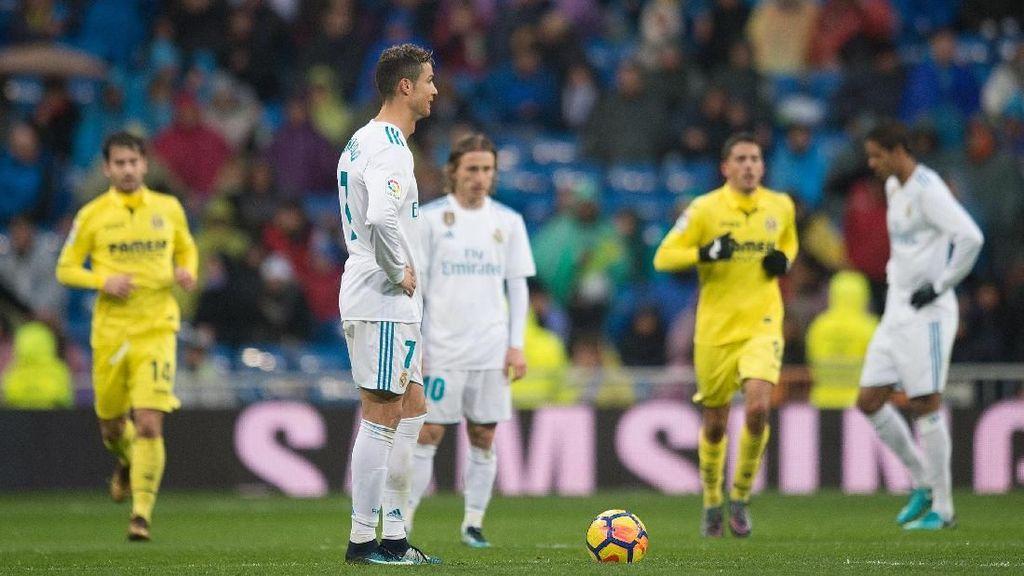 Real Madrid Butuh Penyegaran Skuat