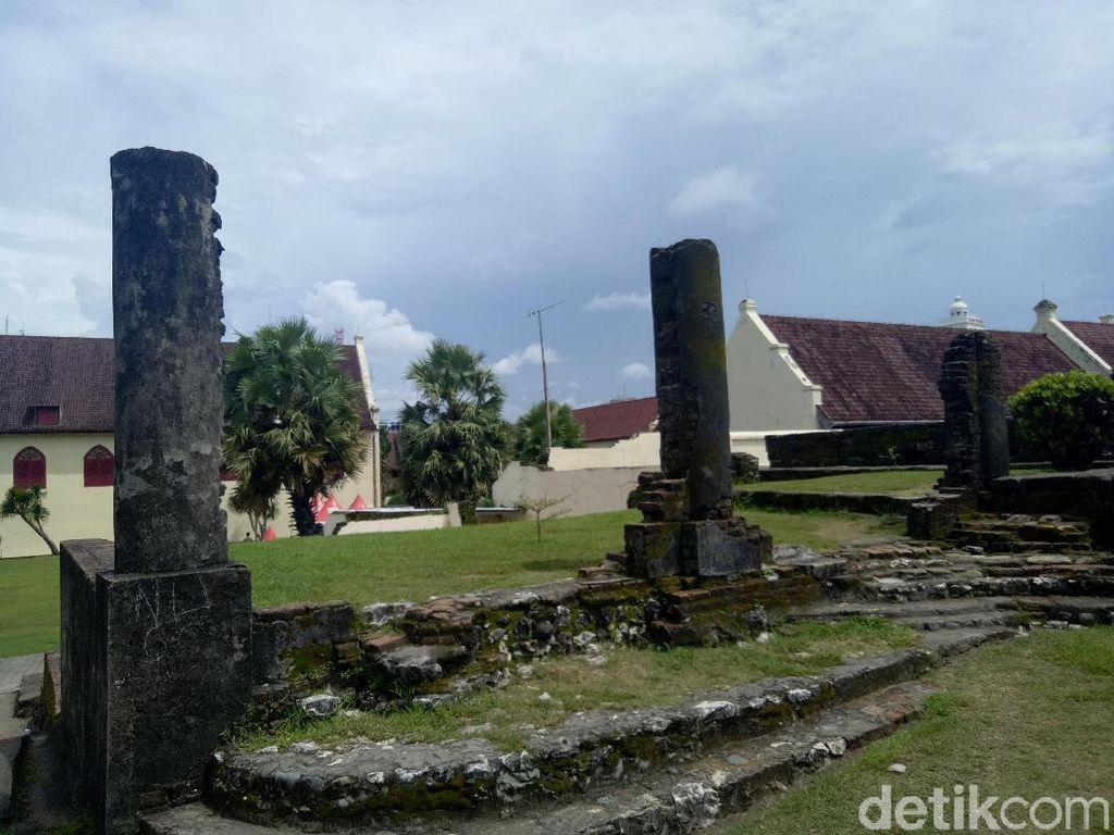 Foto: Memang Kamu Mesti Datang ke Fort Rotterdam Makassar