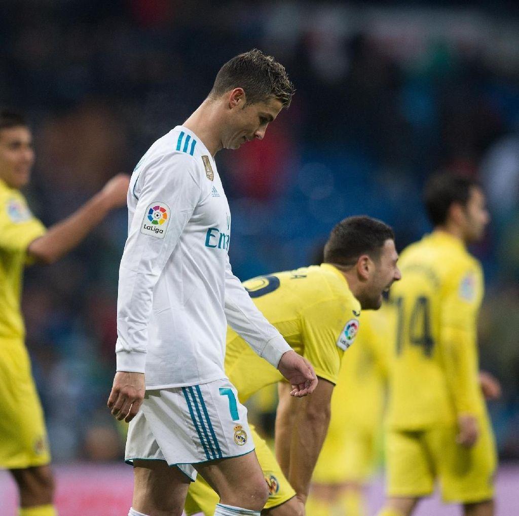 Madrid Sedang Buntu