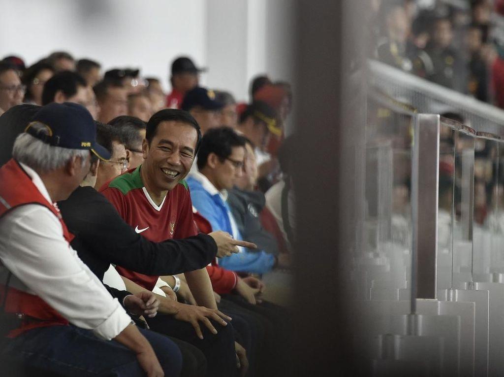 Indonesia Kalah dari Islandia, Jokowi: Harus Perbanyak Kompetisi dan Latihan