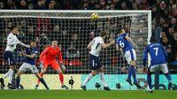Kane Dua Gol, Tottenham Gasak Everton 4-0
