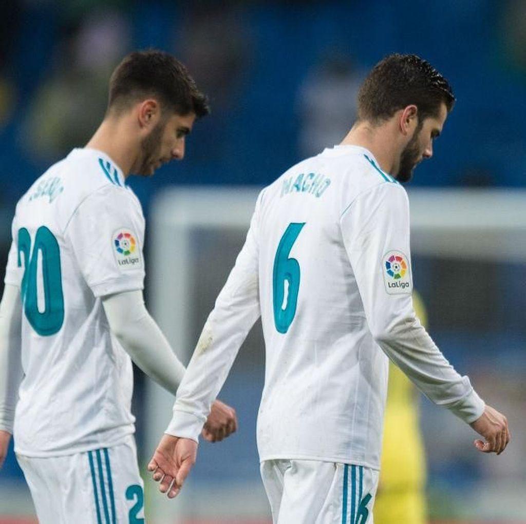 Ketika Poin Madrid Lebih Dekat ke Zona Degradasi ketimbang ke Barca