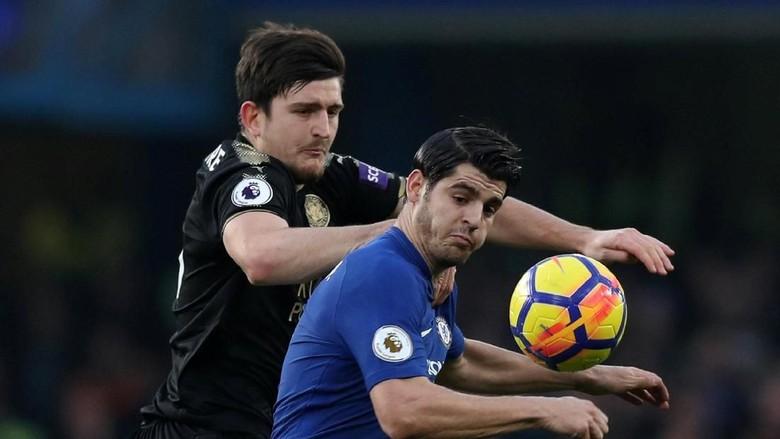 Chelsea Ditahan Imbang Leicester di Stamford Bridge