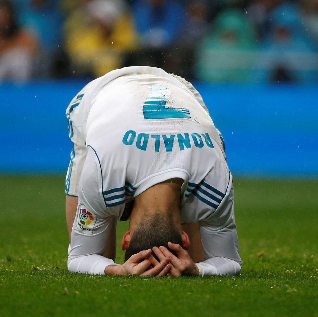 Ronaldo Disorot Tajam, Sang Kakak Kirim Dukungan nan Emosional