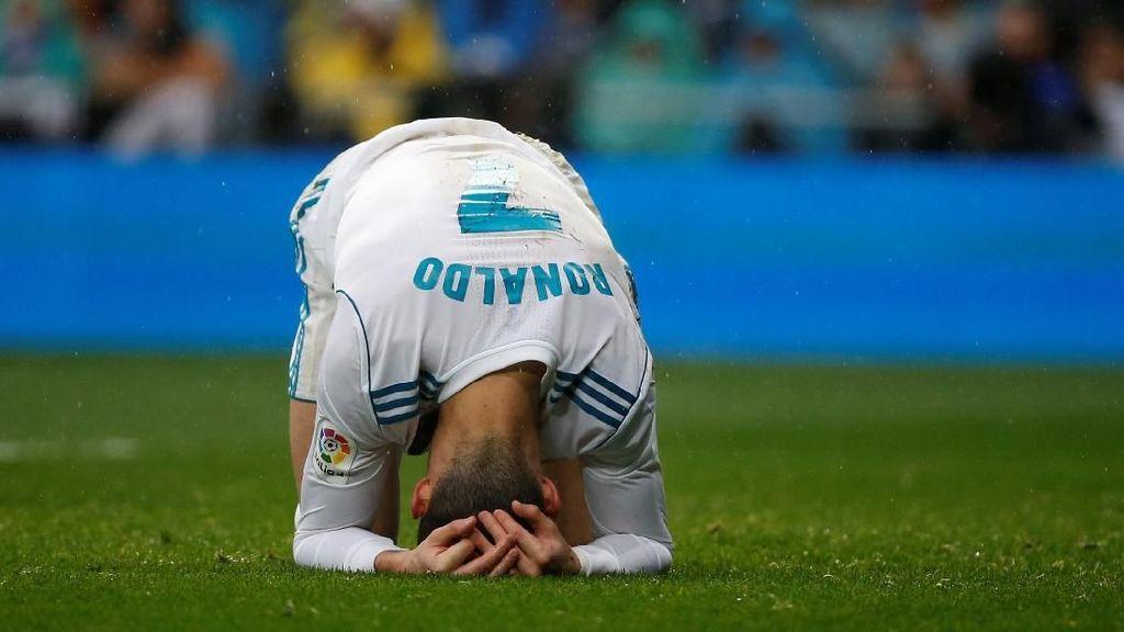 Real Madrid Terkapar di Bernabeu (Lagi)