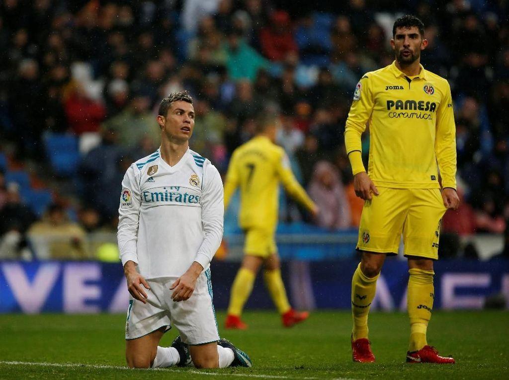 Frustrasinya Madrid dan Kemenangan Bersejarah Villarreal di Bernabeu