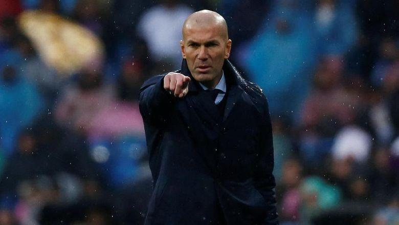 Musim Ini Barca Lebih Baik Dari Kami Ucap Zidane