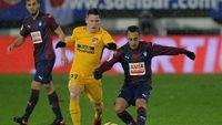Gol Gameiro Menangkan Atletico atas Eibar