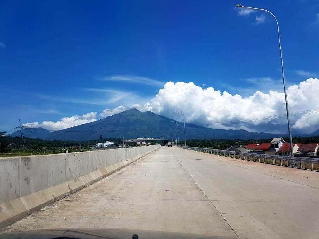Cantik! Ini 6 Tol Terindah di Indonesia