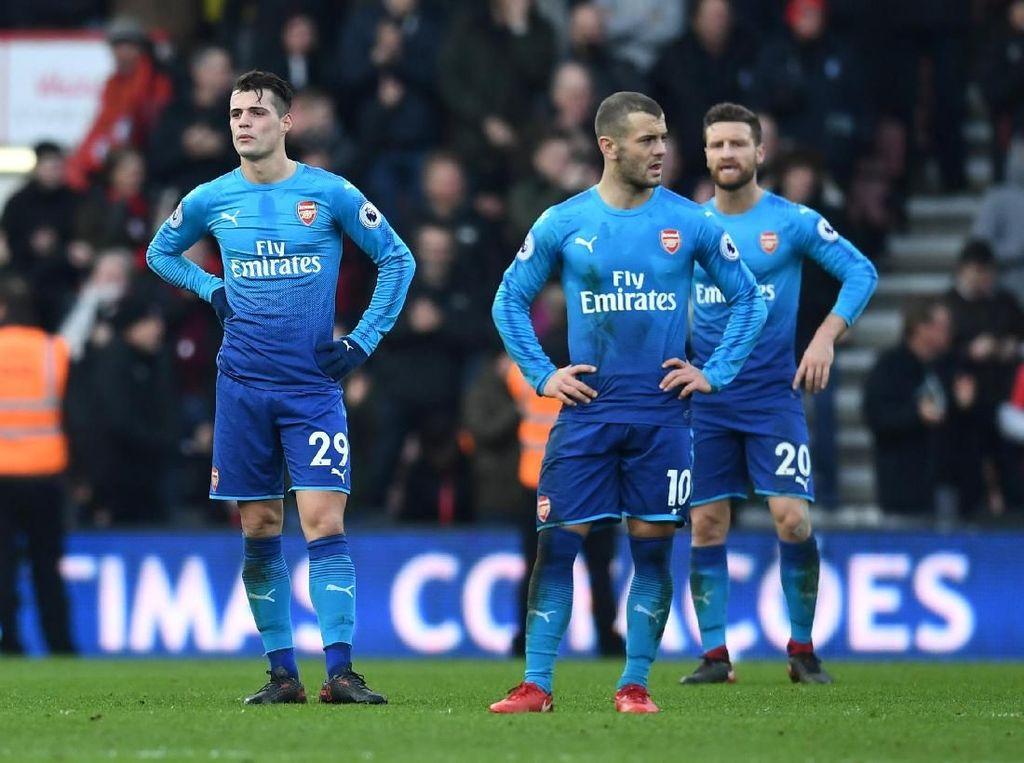 Cech Akui Arsenal Belum Penuhi Standar di Musim Ini