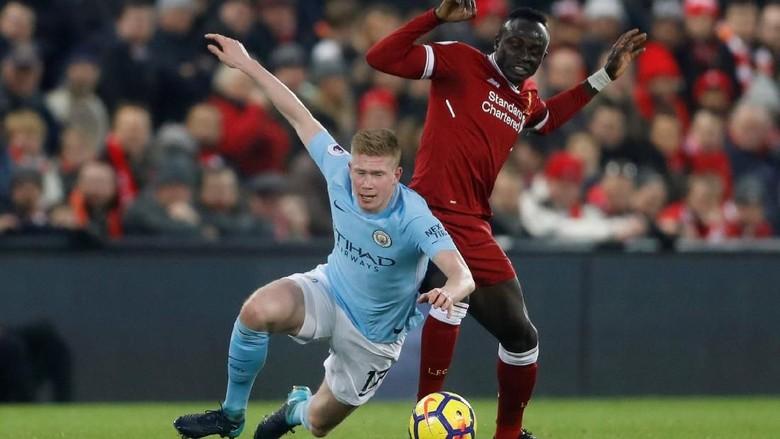 Klopp: Liverpool Diuntungkan Cedera De Bruyne? Omong Kosong