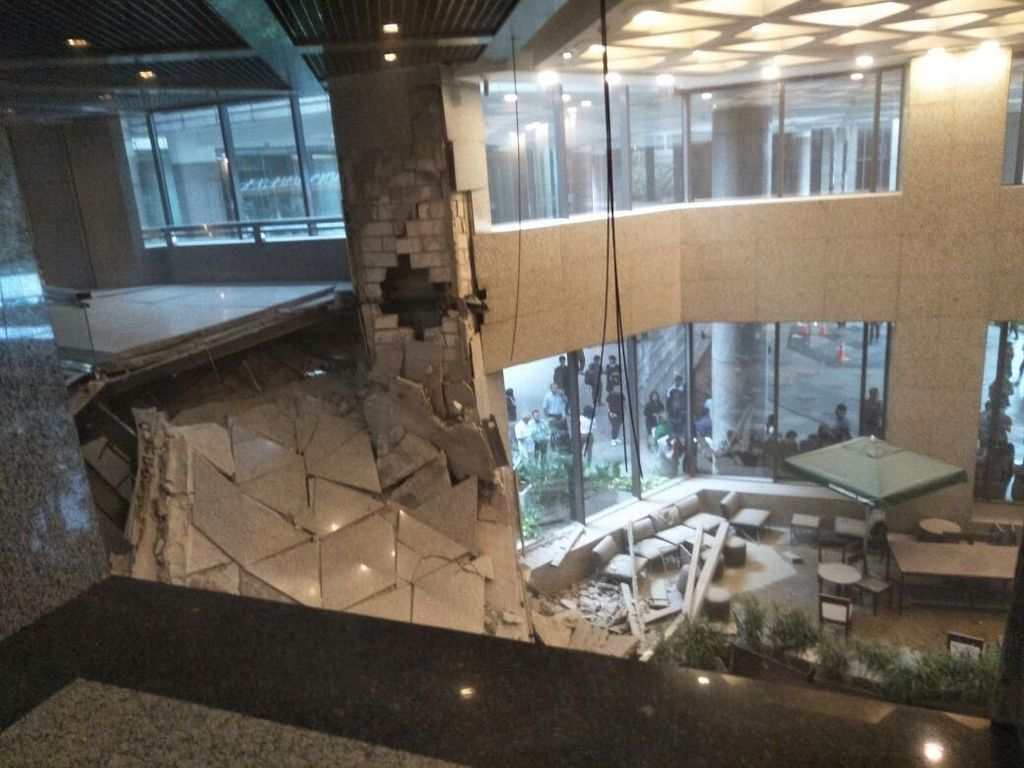 Rektor Univ Bakrie Duga Insiden Selasar BEI Mirip Tragedi Kansas City