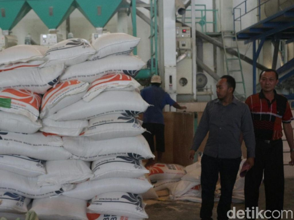 Harga Beras di Pasar Bondowoso Terus Merangkak Naik