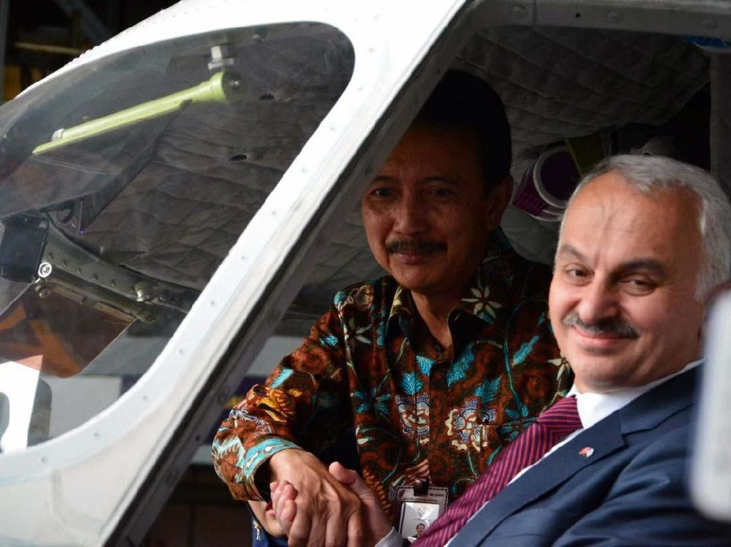 Ini Lho Pesawat Made in Bandung yang Bakal Dijual Turki